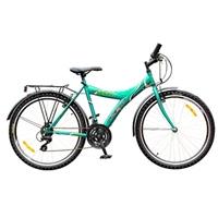 """Велосипед горный Formula Spider AM 26"""" модель 2013 года зеленый"""