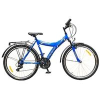 """Велосипед горный Formula Spider AM 26"""" модель 2013 года синий"""