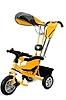 Велосипед детский трехколесный Azimut Lexus Trike BC-15 Yellow - фото 1