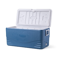 Фото 6 к товару Термобокс COOLER 100QT XTREME BLUE