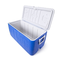 Фото 4 к товару Термобокс COOLER 100QT BLUE NO TRAY