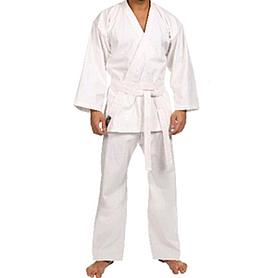 Фото 1 к товару Кимоно для карате Сombat Budo белое, размер - 190 см - уцененное*