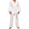 Кимоно для карате Сombat Budo белое, размер - 190 см - уцененное* - фото 1