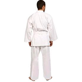 Фото 2 к товару Кимоно для карате Сombat Budo белое, размер - 190 см - уцененное*