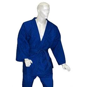 Распродажа*! Кимоно для дзюдо Combat Budo повышенной плотности синее - 160 см
