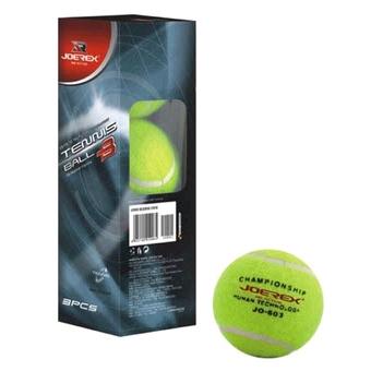 Мячи для большого тенниса Joerex JO603 (3 шт)