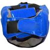 Шлем с пластиковой маской кожанный Matsa - фото 2