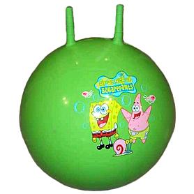 Мяч для фитнеса (фитбол) с рожками 55 см Profiball
