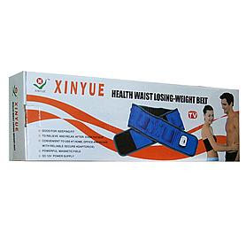 Фото 4 к товару Вибромагнитный пояс для похудения Xinyue