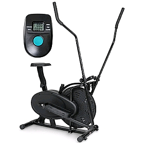Орбитрек (эллиптический тренажер) механика+сиденье USA Style B16