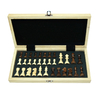 Шахматы в деревянной коробке - фото 1