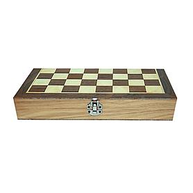 Фото 2 к товару Шахматы в деревянной коробке