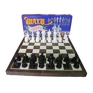 Шахматы сувенирные в коробке