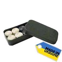 Фото 1 к товару Шашки в пластмассовой коробке (Украина)