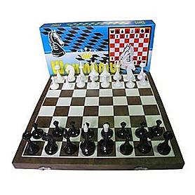Шахматы №4