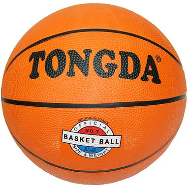 Мяч баскетбольный (резина)