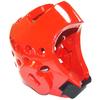 Шлем для тхэквондо WTF красный - фото 2