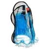 Набор для плавания: маска, трубка, ласты Mesuca детский - фото 1