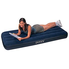 Матраc надувной односпальный Intex 68950 (193х76х22 см)