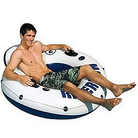 Круг надувной пляжный Intex 58825 (диаметр 135 см)