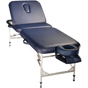 Стол массажный SM-8 с вырезом для лица