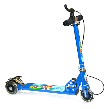 Самокат детский трехколесный Scooter