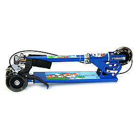Фото 2 к товару Самокат детский трехколесный Scooter