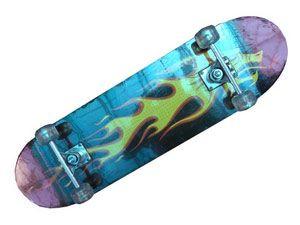 Скейтборд дерево 3108