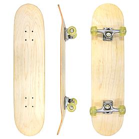 Фото 1 к товару Скейтборд дерево канадский клен