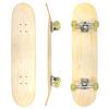 Скейтборд дерево канадский клен - фото 1