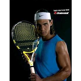 Фото 2 к товару Ракетка теннисная детская Babolat Nadal Junior 140