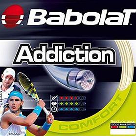 Фото 1 к товару Струны теннисные Babolat Addiction 12, 200 м