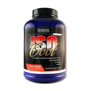 Протеин Ultimate Nutrition IsoCool (2,27 кг)