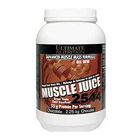 Фото 1 к товару Гейнер Ultimate Nutrition Muscle Juice (2,25 кг)