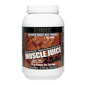 Гейнер Ultimate Nutrition Muscle Juice (2,25 кг)