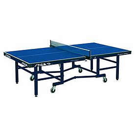 Фото 1 к товару Стол теннисный складной Stiga Premium Compact