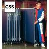 Стол теннисный складной Stiga Expert Roller CSS - фото 2