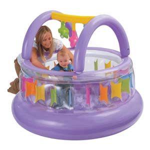Манеж надувной детский Intex 48470