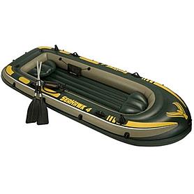 Лодка надувная SeaHawk 4 Intex 68351