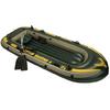 Лодка надувная SeaHawk 4 Intex 68351 - фото 1