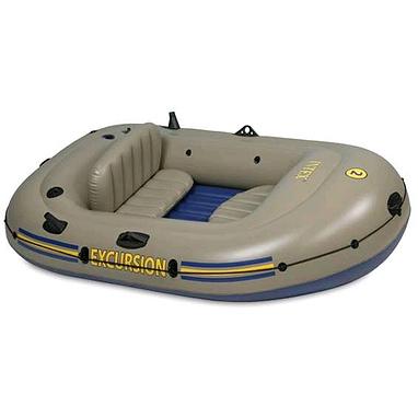 Лодка надувная Excursion 2 Intex 68318