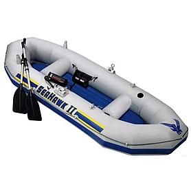 Лодка надувная SeaHawk II Intex 68377