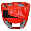 Шлем тренировочный PU Matsa красный - фото 2