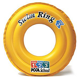 Фото 1 к товару Круг надувной Intex Pool School 58231 (51 см)