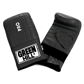 Фото 2 к товару Перчатки снарядные Green Hill PRO черные
