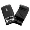 Перчатки снарядные Green Hill PRO черные - фото 2