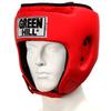 Шлем боксерский Green Hill Special красный - фото 1