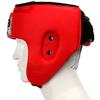 Шлем боксерский Green Hill Special красный - фото 3