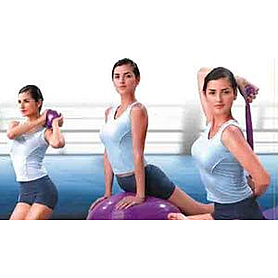 Фото 1 к товару Набор для фитнеса/пилатес Joerex i.care