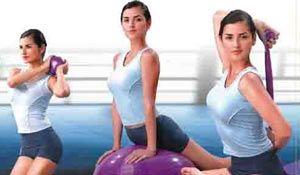 Набор для фитнеса/пилатес Joerex i.care